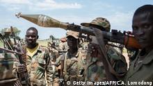 Südsudan Rebellen