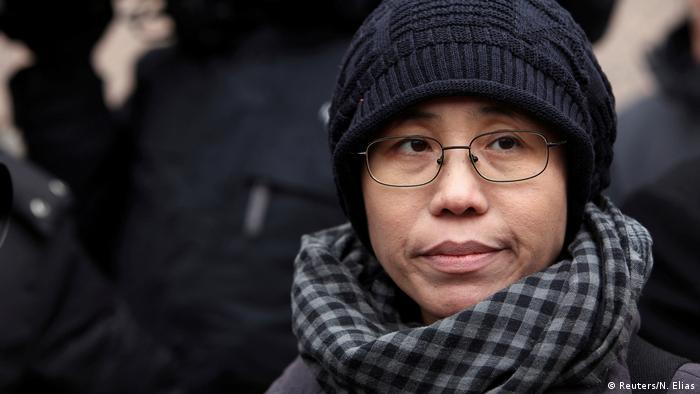 Liu Xia (Reuters/N. Elias)