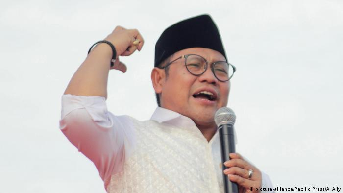 Muhaimin Iskandar (picture-alliance/Pacific Press/A. Ally)