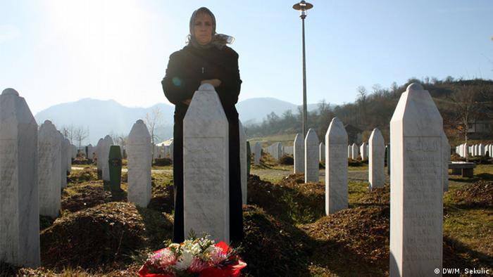 Gravestones in Bosnia and Herzegovina