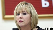 Bulgarische Ombudsfrau Maya Manolova