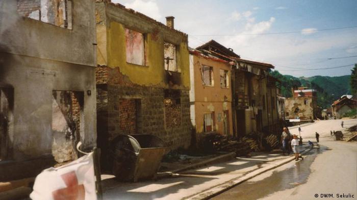 Savčić je optužen za zločine na području Srebrenice