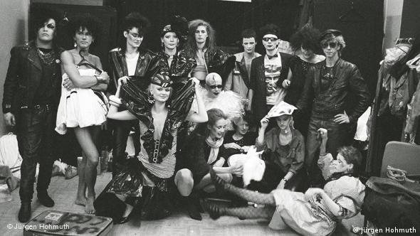 Gruppenbild von ccd 1984 In Grenzen Frei
