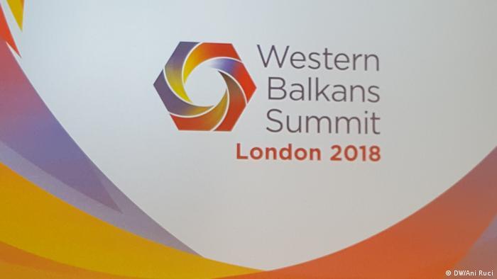 EU-Westbalkan-Gipfel in London