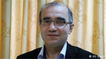 پروفسور علی گرجی، استاد دانشگاه مونستر