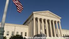 USA Supreme Court Oberstes Gericht