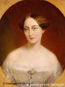 Никес де Кейцер. Принцесса Ольга, 1848