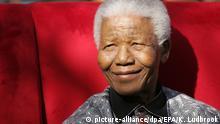Nelson Mandela 100 Jahre