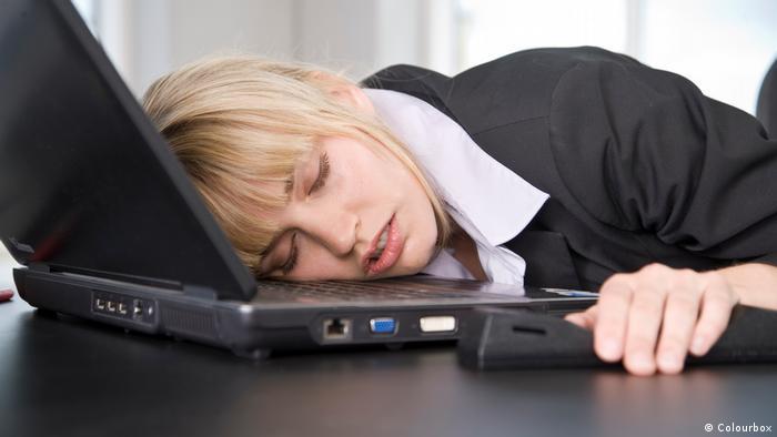 Arbeitszeiten Müde Überarbeitung