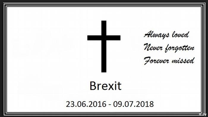 Brexit-Tagebuch 41: Der Traum vom Brexit ist tot