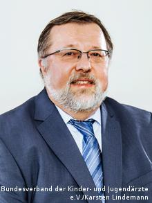 Thomas Fischbach, Bundesverband der Kinder- und Jugendärzte e.V.
