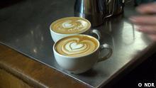 Euromaxx Kaffee Hamburger Kaffeerösterei El Rojito Copyright: NDR Bilder aus der DW-Sendung Euromaxx