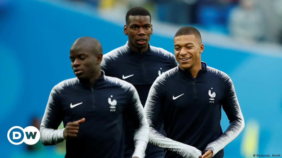 Euro 2020: World champions France out to make history under Didier Deschamps
