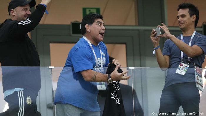 Марадона - футболіст, що любив життя