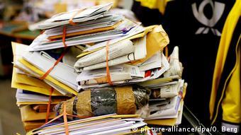 Письма на пути к адресатам