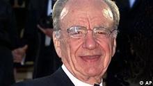 Der australische Medienunternehmer Rupert Murdoch