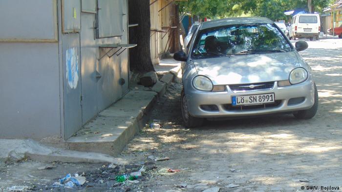 През юли почти всеки трети автомобил в Столипиново е с германска регистрация