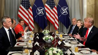 Belgien Nato-Gipfel (Reuters/K. Lamarque)