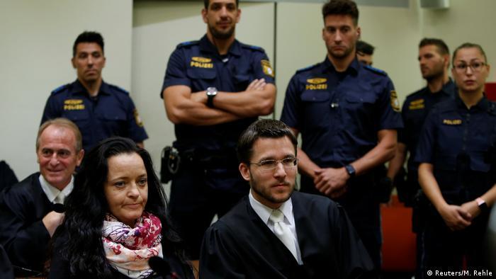 Deutschland NSU Prozess (Reuters/M. Rehle)