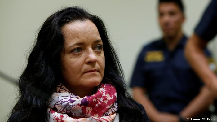 Neo-Nazi NSU member Beate Zschäpe found guilty of murder
