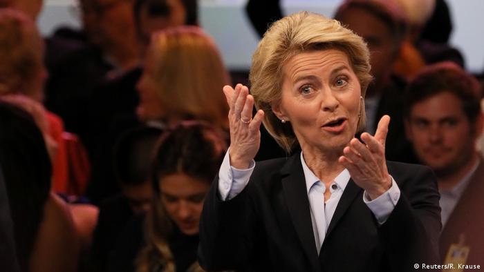 Ursula von der Leyen (Reuters/R. Krause)