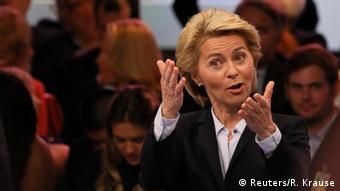 Belgien Nato-Gipfel (Reuters/R. Krause)
