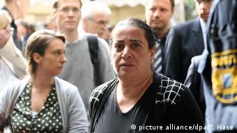 خانواده قربانیان قتلهای زنجیرهای نئونازی در آلمان
