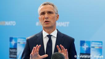 Belgien Nato-Gipfel (Reuters/P. Hanna)