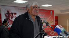 Pakistan - Asfandyar Wali Khan (Imago/ZUMA Press/PPI)