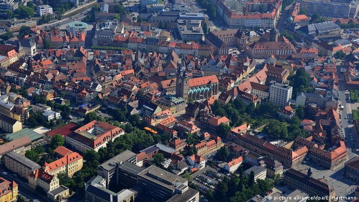 Deutschland - Stadt Bayreuth (picture alliance/dpa/E. Hartmann)