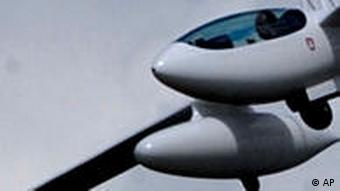 Fuel-cell powered plane