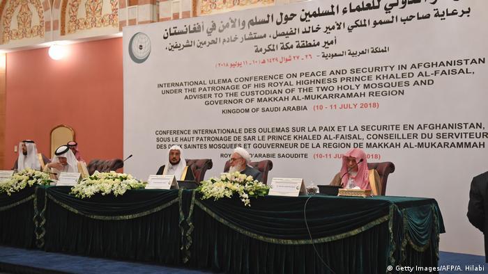 Saudi-Arabien OIC-Friedenskonferenz