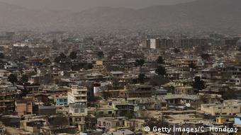 Η Καμπούλ από ψηλά