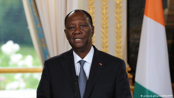 President Alassane Ouattara (photo: picture-alliance/MAXPPP)