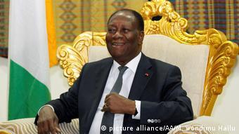 Le président Alassane Dramane Ouattara ne veut pas d'une rupture brutale avec le Trésor français