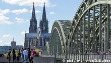 Deutschland Stadt Köln - Kölner Dom