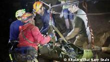 Thailand Rettungsaktion Tham Luang Höhle