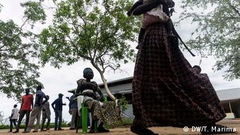 Gorom-Flüchtlingslager im Südsudan