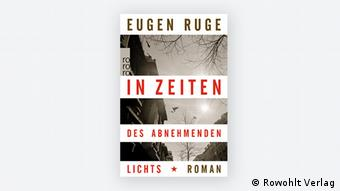 The German cover of Eugen Ruge's book In Times of Fading Light
