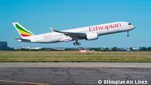 Ethiopian Air Lines Titel: Ethiopian Air Lines Autor/Copyright: Ethiopian Air Lines Schlagworte: Ethiopia