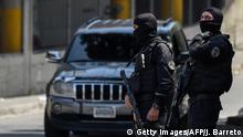 Venezuela Caracas El Helicoide Gefängnis