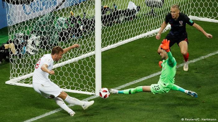 Fußball WM 2018 Kroatien vs England (Reuters/C. Hartmann)