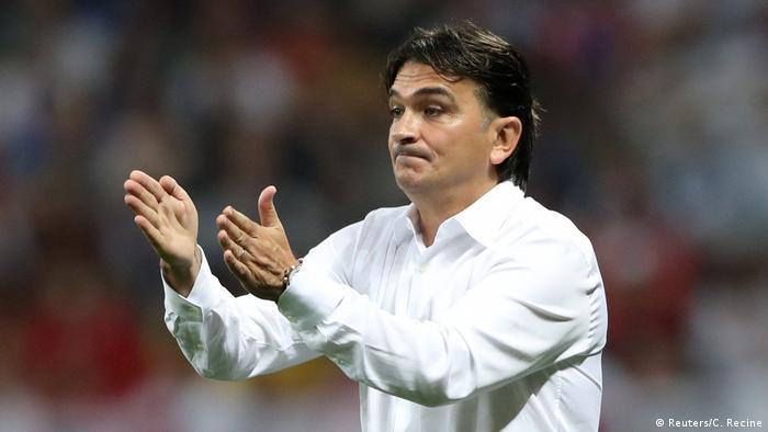 Zlatko Dalic - antrenorul echipei naţionale de fotbal croate