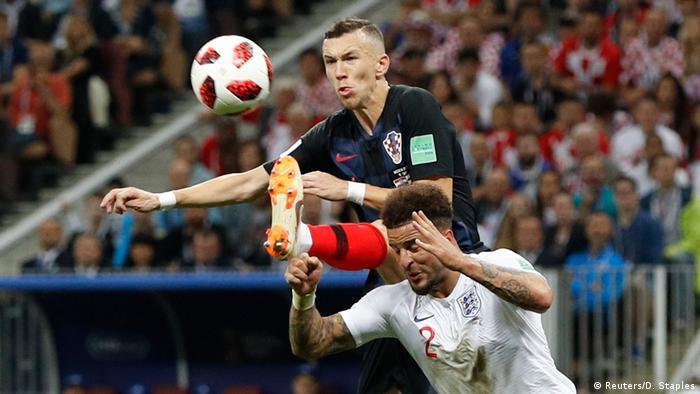 Fußball WM 2018 Kroatien vs England (Reuters/D. Staples)