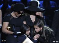 Jackson'ın cenaze töreninde çocuklarının yaptığı konuşma ekran başındaki milyonlarca kişiyi gözyaşlarına boğmuştu