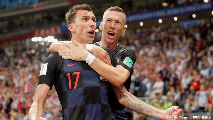 WM 2018 - Kroatien - England (imago/Agencia EFE/L. Deirax)