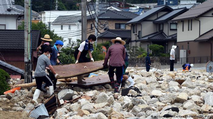 Katastrofa u Japanu