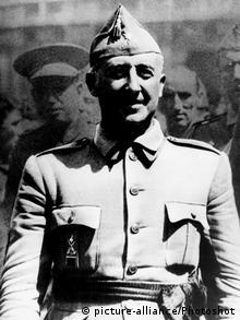 Франсиско Франко (фото из архива)
