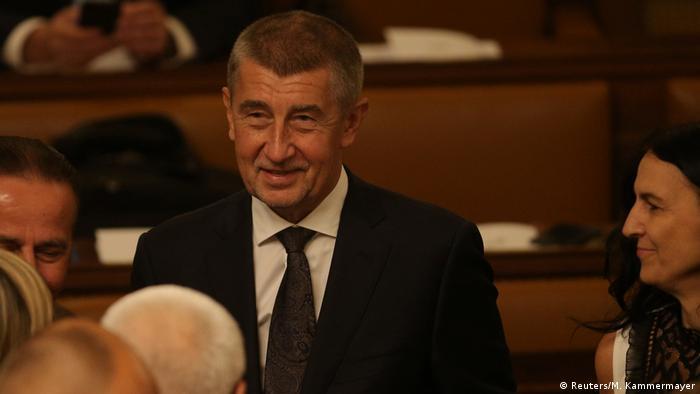 Tschechien | Andrej Babis euneut zum Premier ernannt (Reuters/M. Kammermayer)