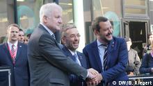 Österreich Innsbruck - EU-Innenminister   Seehofer, Deutschland Kickl, Österreich & Salvini, Italien
